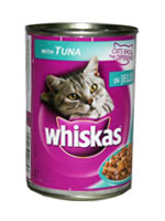 Whiskas - Tuna in Jelly